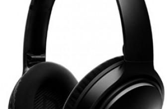 Casque sans fil Bose QuietComfort 35 : Test, promo, prix pas cher