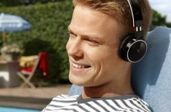 Casque audio Philips SHB9100 Bluetooth : Test, Prix et Promo