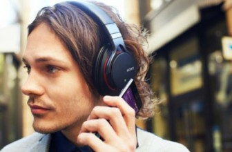 Sony MDR-1RBT casque Bluetooth nomade